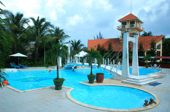 Sasco Blue Lagoon Resort Phu Quoc