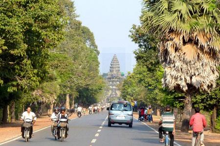 Siem Reap City
