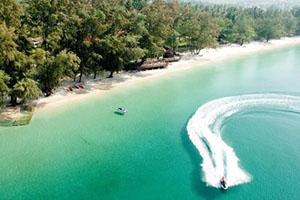 Sihanouk Ville Beach Vacation – 3 Days