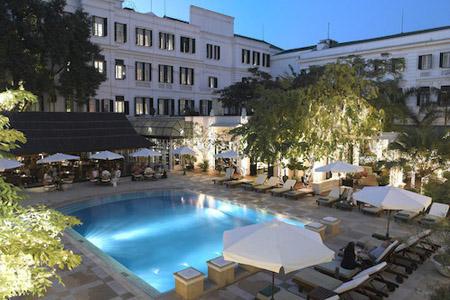 Sofitel Metropole Hanoi - Pool