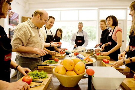 Metropole Cooking Class
