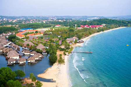 Sokha Beach Resort Overview