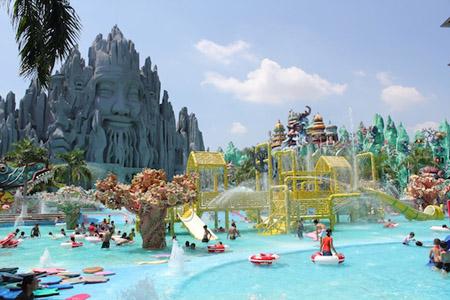 Suoi Tien Water Park