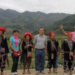 Ta Phin Village - Red Dao ethnic people
