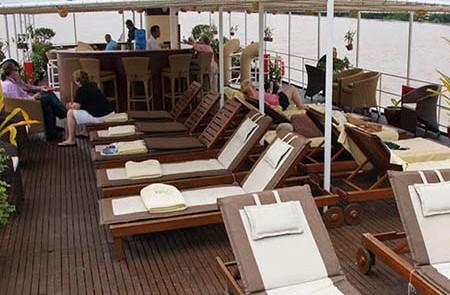 Toum Tiou II Cruise - Sundeck