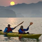 Valentine Activities Kayaking