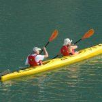 Valentine Kayaking