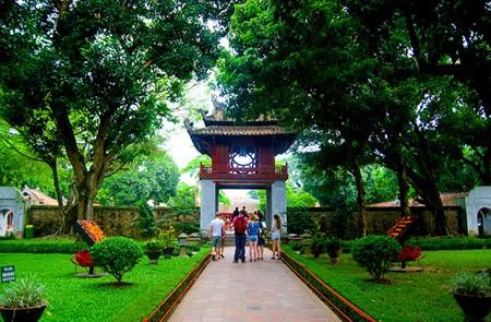 Vietnam Family Tour in Hanoi