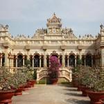 Vinh Trang Pagoda - Mekong Delta