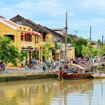 Walking tour in Hoi An