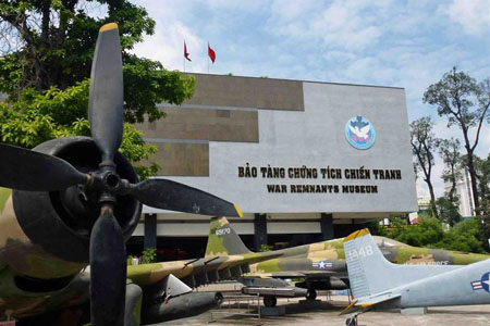 War Remnant Museum Saigon