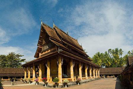 Wat Aham - Luang Phrabang