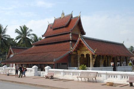 Wat Mai - Luang Phrabang