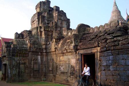 Wat Nokor Bachey, Kampong Cham