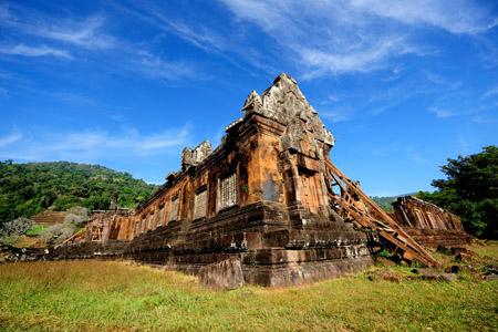 Wat Phu - Laos