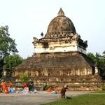 Wat Visoun - Luang Phrabang