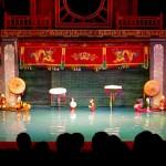 Water puppet show Hanoi