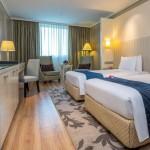 Windsor Plaza - Deluxe room