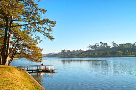 Xuan Huong lake - Da Lat