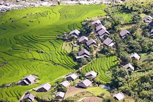 Sapa Trekking Tours 01 – 3 Days