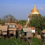 floating villages of Koh Chen