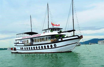 Sea Wind Cruise Halong – 3 Days