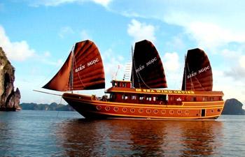 Sea Wind Cruise Halong – 2 Days