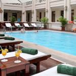 Grand Hotel - Swimming pool